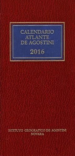 Calendario atlante De Agostini 2016 Con aggiornamento online PDF