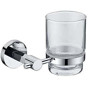 Accessori per il bagno solido ottone titolare tumbler casa e cucina - Amazon accessori bagno ...