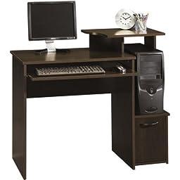 Sauder Beginnings Student Desk, Cinnamon Cherry