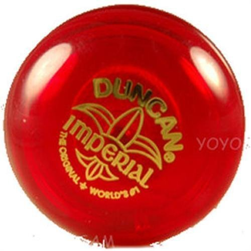 Duncan Imperial Yo-Yo - Red - 1