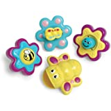 WOW Bella Butterfly - Bath Toys (4 Piece Set)