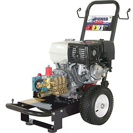 4000 Psi Pressure Washer - 13hp, Honda Gx Pull Start Engine, Cat Pump
