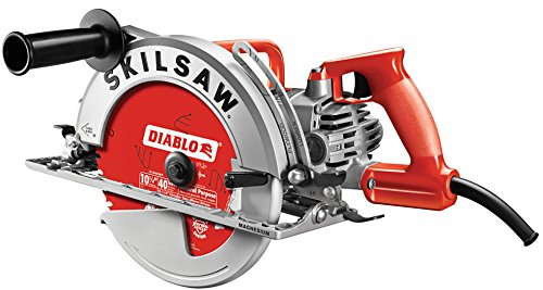 Skil SPT70WM-22 Sawsquatch 15 Amp 10-1/4 in. Magnesium Worm Drive Circular Saw skil 6280 lk