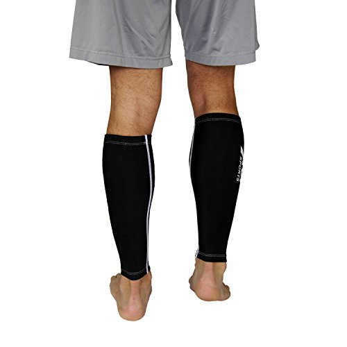 X31 Sports Calf Compression Sleeves Leg Warmers For ...