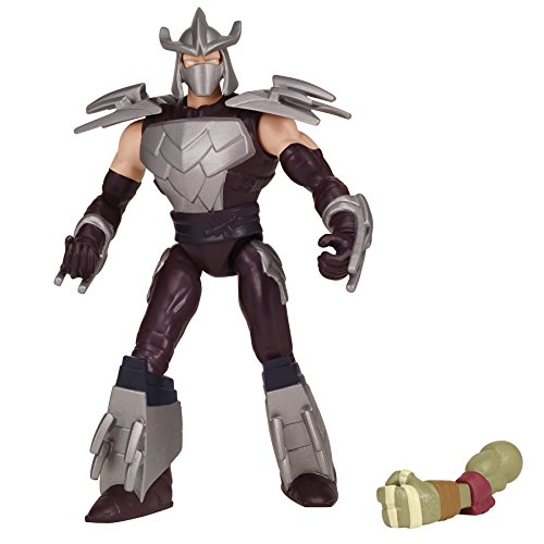 Teenage Mutant Ninja Turtles Mix & Match Shredder Figure Action Figure (Ninja Turtle Toys Shredder compare prices)