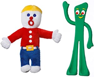 Pet Supplies : Pet Squeak Toys : Multipet Mr. Bill and