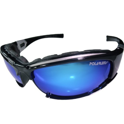 Polarlens P15 Sunglasses / Cycling glasses with micro-fiber cleaning cloth pouch Introductory pricing for the U.S market