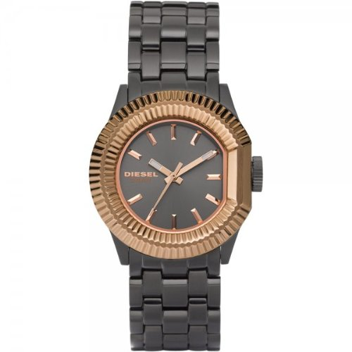 Diesel DZ5257 Ladies Gunmetal Plated Watch