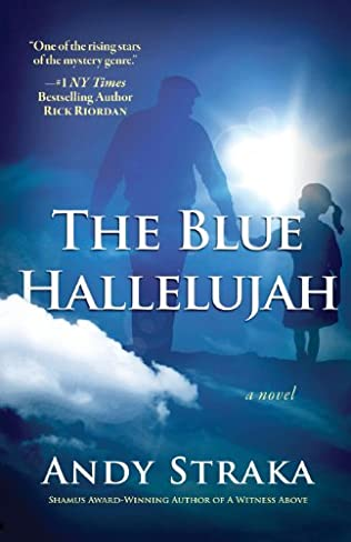 book cover of The Blue Hallelujah