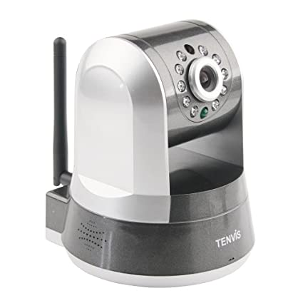 TENVIS IPROBOT 3 - HD P2P Megapixel IP Camera