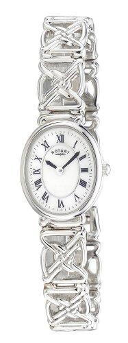 Rotary LB20005/07 Ladies Sterling Silver Bracelet Watch