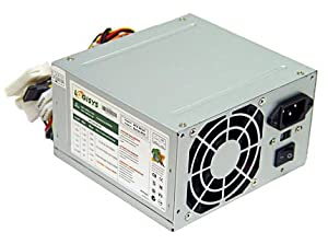 Logisys 480W 20+4-pin ATX Power Supply