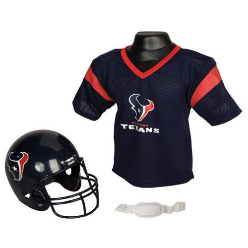 BSS - Houston Texans Youth NFL Helmet and Jersey Set at Amazon.com