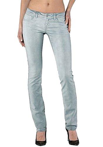 lipsylon Don-Jeans da donna blu