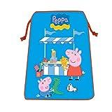 Saco nylon Peppa Pig juguetes