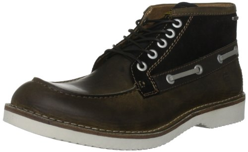 G-Star Men's Garrett Ii Lautrec Lthr Dark Brown Lace Up Boot GS13840/344 8 UK, 42 EU, 9 US