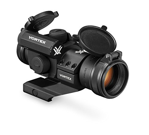 Discover Bargain Vortex Optics StrikeFire 2 Red/Green Dot Sight with Cantilever Mount (SF-RG-501)