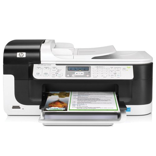 Hp Officejet 6500 All-In-One Printer back-1019301