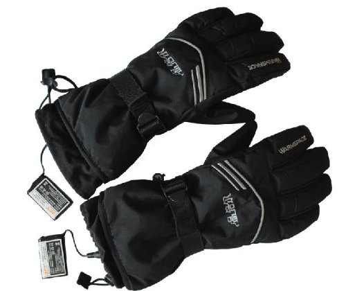 Professional Outdoor Motorcycle Gloves Rechargeable Electric Gloves Ski Gloves