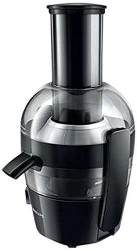 Philips-HR185500-Entsafter-700-Watt-2-Liter-1-Min-QuickClean-Saftbehlter-schwarz