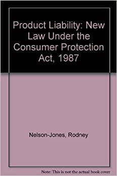 consumer protection act 1987 essay Essay title a – amber pretty exercise the consumer protection act 1987 was passed to give effect to the directive compare the rights and remedies given by.
