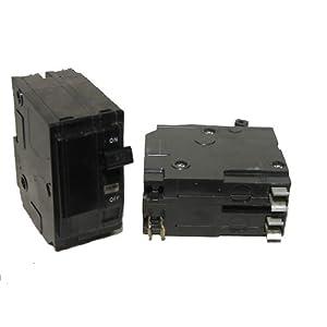 Square D Co. QO250 2 Pole 50Amp 120/240V Circuit Breaker: Amazon.com