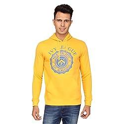 Proline Men's Cotton Knitwear (8907007339152_PC11059C_YL_XXL_Yellow)