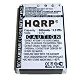 HQRP 950 mAh Li-Ion Battery for Logitech diNovo Edge, DiNovo Mini, Y-RAY81 Rechargeable Keyboard