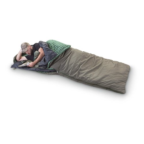Guide Gear 6-in-1 Sleeping Bag