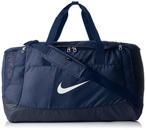 Nike BA5192-410. MISC_Midnight Navy/White_58 x 29 x 38 cm, 58 Liter - Borsa sportiva Unisex, Taglia unica, colore: Blu Blu notte Navy/bianco