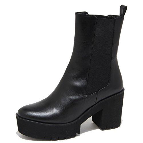 4063N tronchetto PALOMITAS stivaletti donna boots woman nero [35]