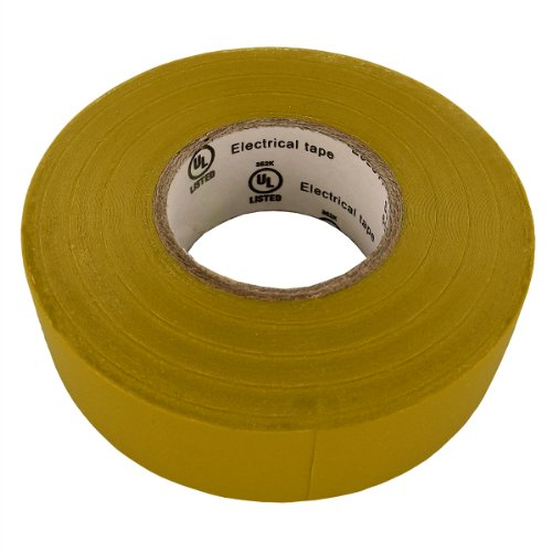 Electrical Tape 3/4 X 60Ft Yellow