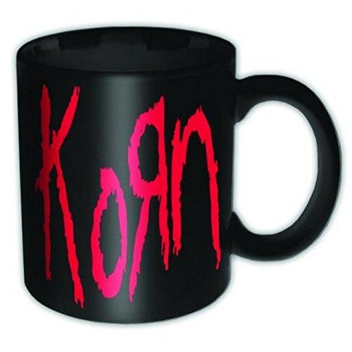 Korn-Tazza in ceramica-Logo-confezionato in una confezione regalo.