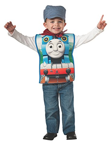 Rubies Thomas And Friends, Thomas The Tank Engine Costume, Toddler front-510124