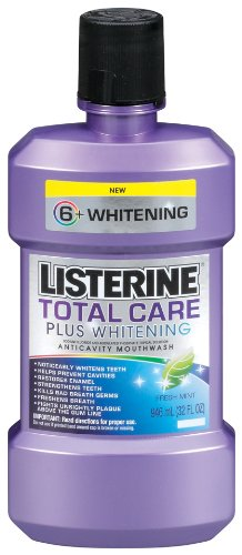 Listerine Total Care Plus Whitening Mouthwash