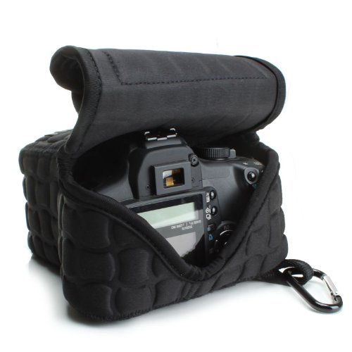 usa-gear-custodia-borsa-e-fondina-per-fotocamera-digitale-slr-con-neoprene-anti-intemperie-clip-da-m