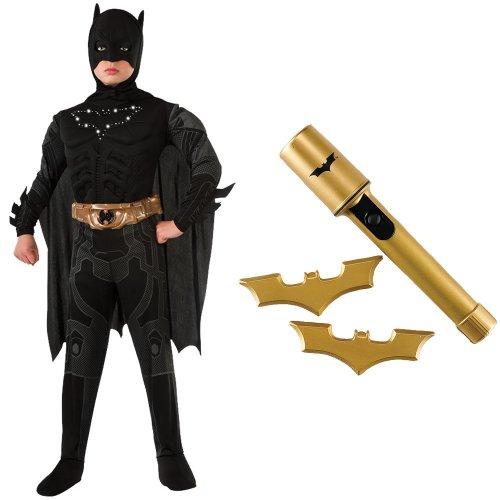 Batma (Child Light Up Batman Costumes)