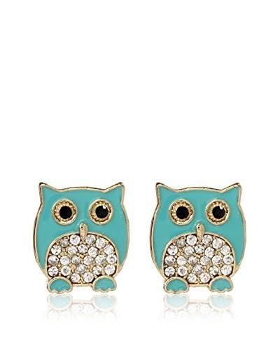 Amrita Singh Ohrringe Chubby Owl Stud