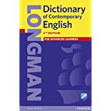 Longman Dictionary of Contemporary English (6E) Paperback & Online