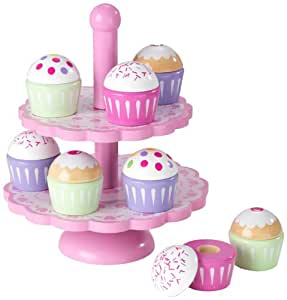 KidKraft Cupcake Stand Set