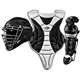 Easton Youth Black Magic Catcher Box Set, Black