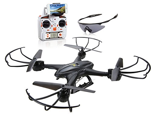Holy Stone X400C FPV RC Quadcopter Drone with Wifi Camera Live Video...