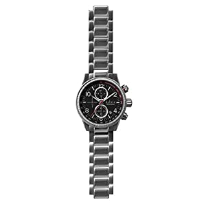 Dakota Classic Men's Stainless Steel Chronograph Watch