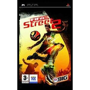Fifa Street 2 (PSP)