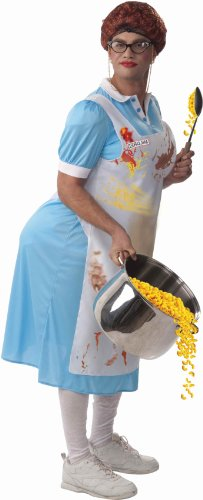 Men's Lunch Lady Costume