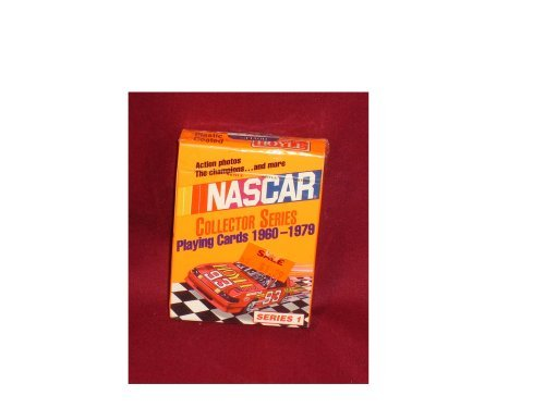 NascarCollectible Series Playing Cards 1960-1979