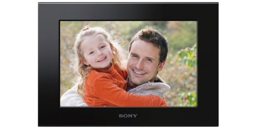 Sony DPF-C1000 digital frame (25,4 cm (10 Zoll) ECO Display, 16:10, SD/SDHC)