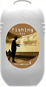Touch Of Ginger Urban Survival Range Fishing Essentials Kit from TOUCHOFGINGER