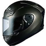 オージーケーカブト(OGK KABUTO) バイクヘルメット フルフェイス FF-5V ロイヤルガンメタ L(59-60cm)