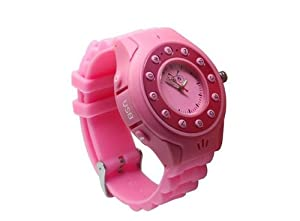 NEW Children Wrist Watch Phone C5 SOS Phone for Kids with Gps Quad Band Single Card
